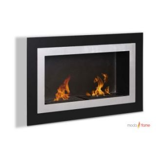 Moda Flame Ronda Wall Mount Fireplace   Gel Fireplaces