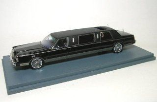 Lincoln Town car Stretch Limousine (black) Spielzeug