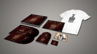 Push (LTD. Boxset inkl. CD, 2LP Gatefold, Bonustracks, T Shirt Gr. XXL, uvm.) Musik