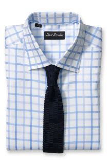 David Donahue Traditional Fit Dress Shirt & Napoli di  Tie