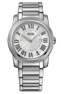 BOSS HUGO BOSS Roman Numeral Bracelet Watch, 40mm