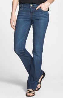KUT from the Kloth Farrah Baby Bootcut Jeans (Whim)