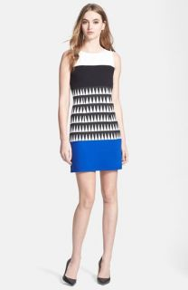 Bailey 44 Reggae Colorblock Sheath Dress