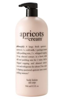 philosophy apricots & cream body lotion ( Exclusive) ($48 Value)