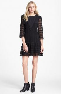 Line & Dot Prairie Lace Dress
