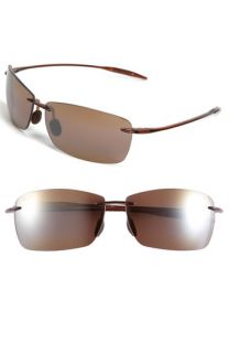 Maui Jim Lighthouse   PolarizedPlus®2 65mm Rimless Sunglasses