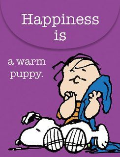 "Graphique   Happiness is a Warm Puppy Purse Notes, 3 x 4"", Multi Colored, 75 note pages  Memo Paper Pads"