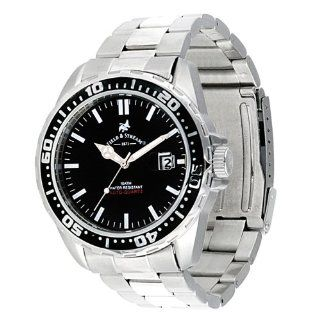 Field & Stream Men's F196GKBS Explorer AGS Stainless Steel Watch Field & Stream Watches