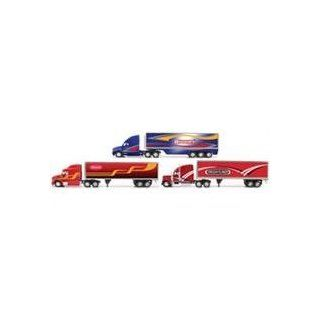 New Ray 132 Scale Die Cast Long Hauler With New Graphics Truck Assortment 2 Each Of 3   New Ray AS12340
