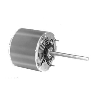 "Fasco D730 5.6"" Frame Open Ventilated Permanent Split Capacitor Direct Drive Blower Motor with Ball Bearing, 3/4 1/2HP, 1075rpm, 208 230V, 60Hz, 4.8 3.5 amps Electronic Component Motors"