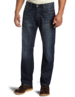 Lucky Brand Mens Men's 221 Original Straight Leg Jean In Ol Lipservice Clothing