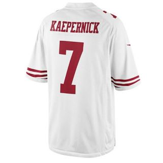Nike NFL Limited Jersey   Mens   Football   Clothing   San Francisco 49ers   Kaepernick, Colin   White