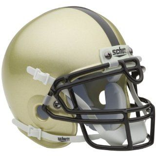 Army Black Knights Schutt Mini Football Helmet  Sports Related Collectible Mini Helmets  Sports & Outdoors