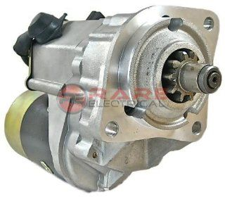 NEW 12V 10 TOOTH CW STARTER MOTOR CATERPILLAR SKID STEER 247B 247 3392900 Automotive