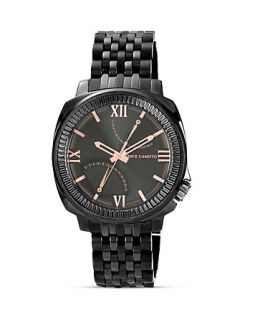 VINCE CAMUTO Men's Gun Metal Tone Stainless Steel Watch, 43.5mm's