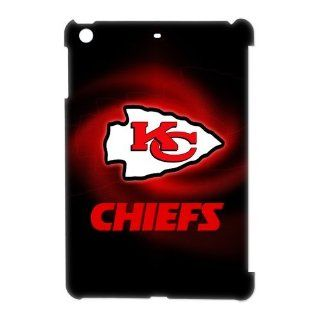 NFL Kansas City Chiefs Ipad Mini Hard Case Cover With Slim Styles KC Chiefs Cell Phones & Accessories