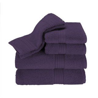 Kassatex KDK 256 PLU Kassadesign Towel Set, Plum   Bath Linen Sets