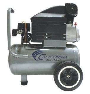 California Air Tools CAT 263DLH DLH 2.0 Hp 6.3 Gallon Steel Tank Oil Lubricated Air Compressor