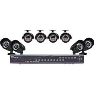 Night Owl Security ZEUS 85 16 Channel H.264 500 GB DVR Surveillance Kit with 8 Color Indoor/Outdoor Night Vision Cameras, D1 Recording and HDMI Output Camera & Photo