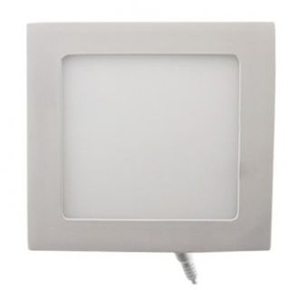 LOHAS LED Ceiling Square Panel Light Bulb 9W 6000 6500K (Cool White ) with 85 265V Driver Power