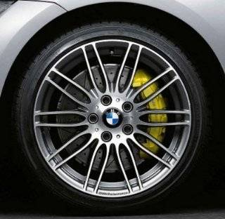 "BMW Genuine 18"" Performance Wheel Rim double spoke 269 128i 135i 128i 135i E82 Automotive"