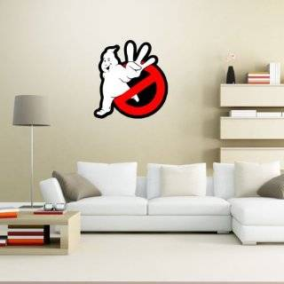 "Ghostbusters III Wall Graphic Decal Sticker 23"" x 22""   Wall Decor Stickers"