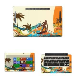"Decalrus   Decal Skin Sticker for ASUS Transformer Book TX300CA with 13.3"" Touchscreen notebook tablet (NOTES Compare your laptop to IDENTIFY image on this listing for correct model) case cover wrap asusTX300CA 296 Electronics"
