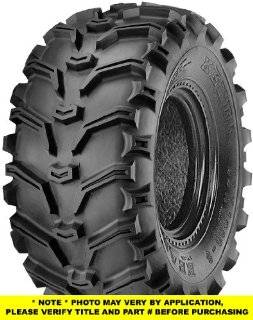 Kenda K299 Bearclaw Aggressive Mud and Snow Front/Rear Tire   25x10 12/   Automotive