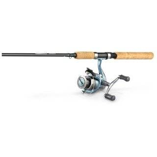 Shimano Spirex 2500 / Sensilite One Piece Rod Combo (6 Feet 6 Inch, Medium)  Spinning Fishing Rods  Sports & Outdoors
