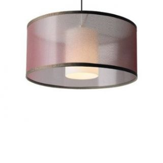 Dillon 1 Light Energy Efficient Mini Dillon Pendant Finish Antique Bronze, Shade Color Brown, Mounting Type 2 Circuit Monorail