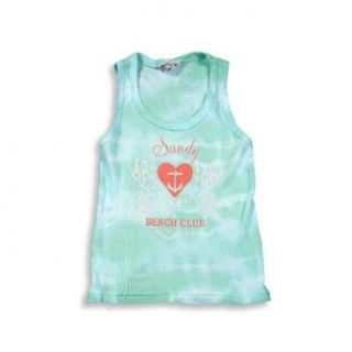 Firehouse   Girls Tie Dye Ribbed Tank Clothing