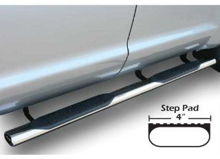 "Raptor 0703 0370 4"" Stainless Steel Oval Tube Side Step for Ford F150 Super Crew Automotive"