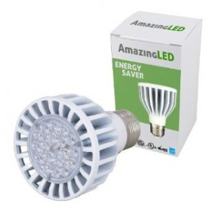 AmazingLED Dimmable 7 Watts (30W Equivalent) PAR20 E26 Standard Base LED Light Bulb   3000K Warm White, 330 Lumens   Led Household Light Bulbs