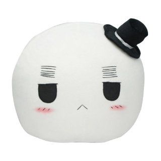 "11"" Axis Powers Hetalia APH England Dango Mochi Handmade Stuffed Plush Cushion Pillow with Shop Bonus Toys & Games"