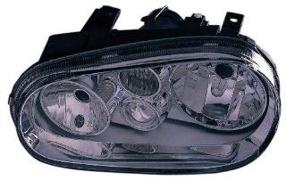 Depo 341 1108R AS Volkswagen Passenger Side Replacement Headlight Assembly Automotive