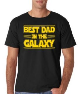 Best Dad in the Galaxy  Fathers Day Tee  Star in You Own War with This T shirt Clothing