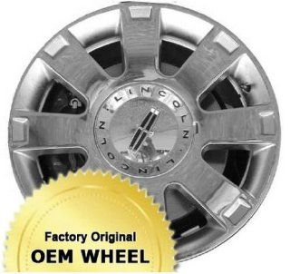 LINCOLN NAVIGATOR,MARK LT 18X8 8 SPOKE Factory Oem Wheel Rim  CHROME   Remanufactured Automotive