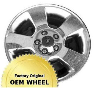 FORD EXPLORER 17x7.5 5 SPOKE Factory Oem Wheel Rim  CHROME   Remanufactured Automotive