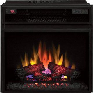 Fireplace Twin Star Classic Flame Electric Infrared Fireplace Insert