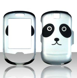 2D Pandaa Design Samsung Smiley T359 T Mobile Case Cover Hard Phone Cover Case Faceplates Cell Phones & Accessories