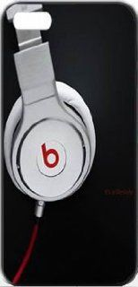 Beats by Dr Dre Headphones iPhone 5 Designer Case Cover Protector Cell Phones & Accessories