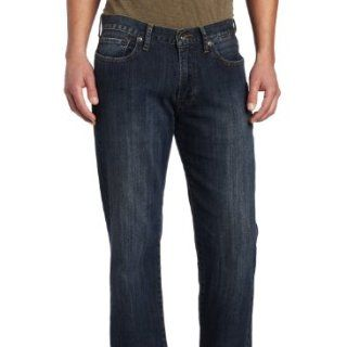 Lucky Brand Men's 361 Vintage Straight Leg Jeans (40 x 32) Clothing