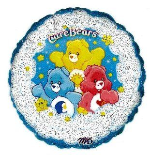 Care Bears BEDTIME Bear FUNSHINE Bear Love A Lot Bear Heat Iron On Transfer for T Shirt ~ teddy bears