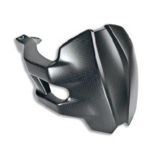 Ducati Multistrada 1200 Carbon Rear Splashguard matt Automotive