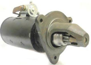 NEW 12V 9T STARTER MOTOR MINNEAPOLIS MOLINE TRACTOR 46 424 MEJ6001 46424 Automotive