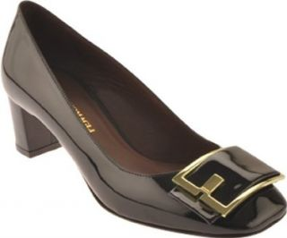 Bruno Magli Women's Amarca,Black Patent Leather,EU 36 M Shoes