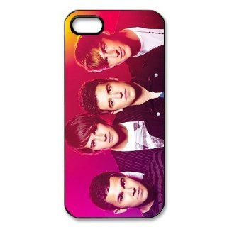 Big Time Rush Band Photo iPhone 5 Case Plastic New Back Case Cell Phones & Accessories