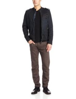 Diesel Men's Docean Bomber Jacket Clothing