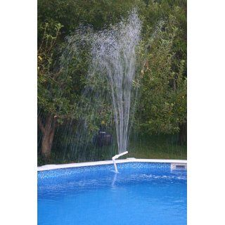 Splash A Round Pools SEC385 Waterfall Spray Pool Fountain Patio, Lawn & Garden