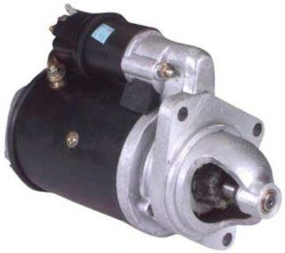 NEW 12V STARTER MOTOR LEYLAND NUFFIELD TRACTOR 384 4100 462 26351D 26351H 26376 Automotive